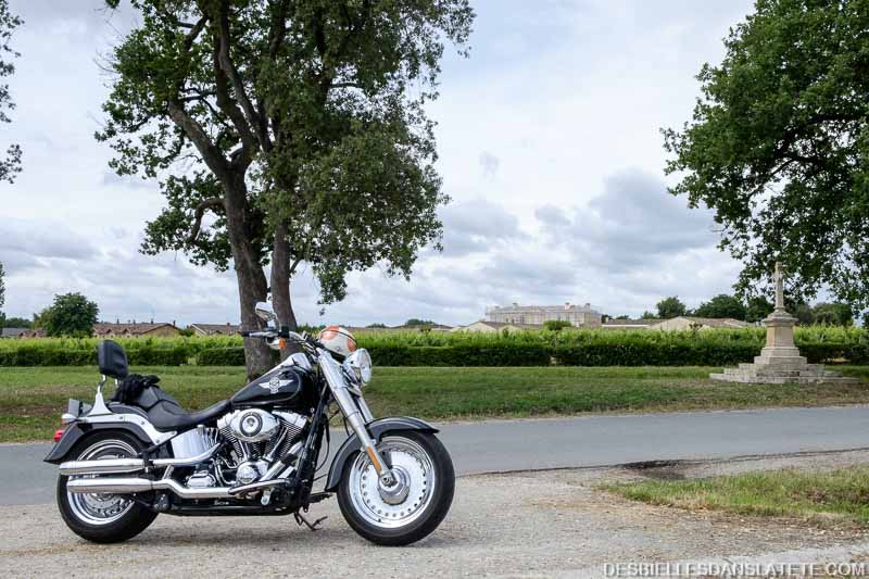 Harley-Davidson Fat Boy 103 - 2014