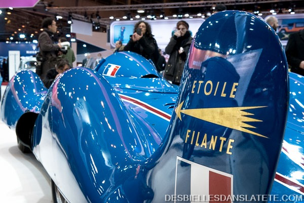 Salon Rétromobile 2016 Paris - Résumé et photos